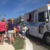 Ice cream truck rental in Toronto